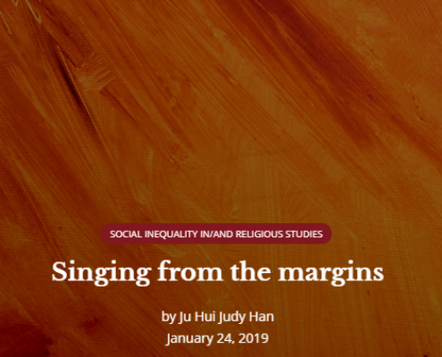 Singing from the Margins