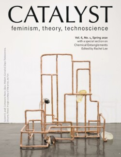 Catalyst: feminism, theory, technoscience journal cover